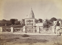 Rattan Chand's Temple [Lahore].